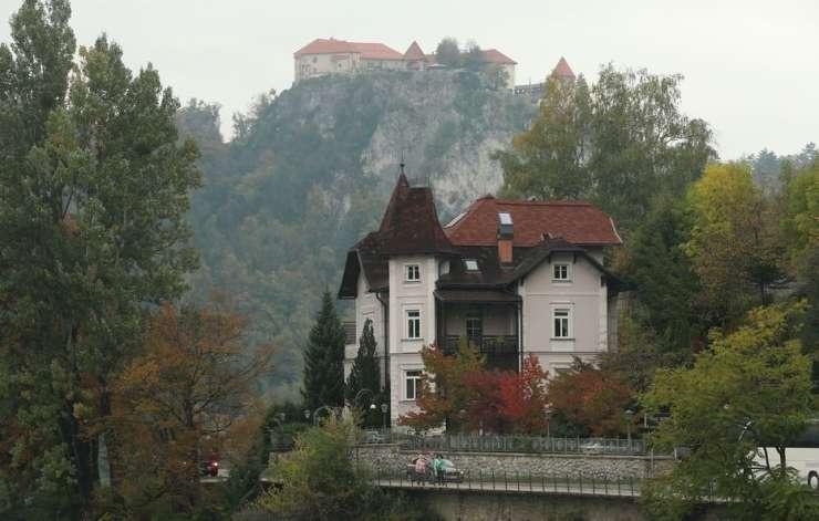 Lastniki najbolj prestižnih meščanskih vil na Bledu