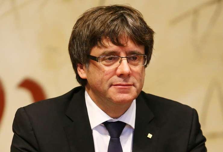 Katalonska televizija: Puigdemont ne bo razglasil neodvisnosti