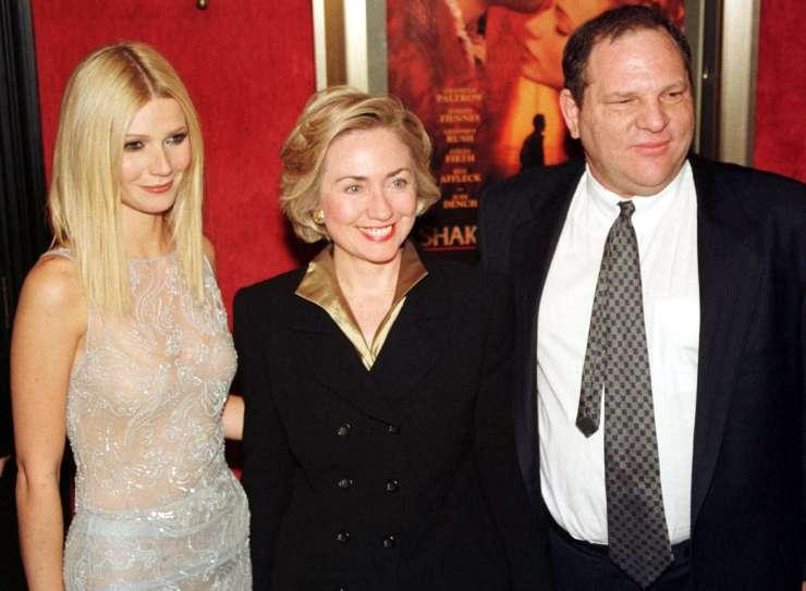 Angelina Jolie in Gwyneth Paltrow producenta obtožujeta nadlegovanja, več žensk pa celo posilstva