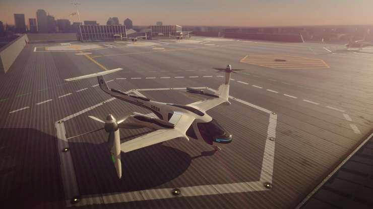 VIDEO: Leteči taksiji? Nasa in Uber delata tudi na tem