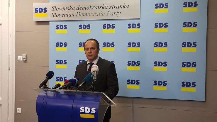 Grims: Levičarji so se za Šamija zavzeli tako, kot se za slovenske državljane še nikoli niso