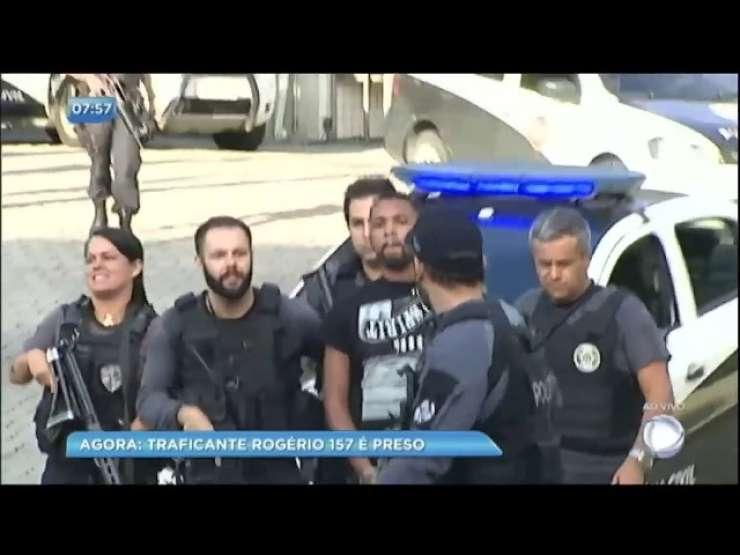 V Braziliji ujeli mafijskega šefa številka 1