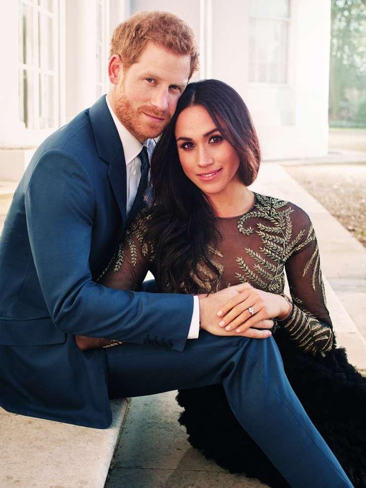 Poroka Harryja in Meghan: v cerkvi prostora za 800 ljudi, novoporočenca se bosta peljala s kočijo