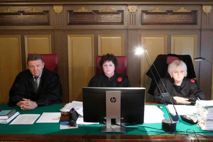 Zadeva Novič: kako so višji sodniki obsodili sami sebe