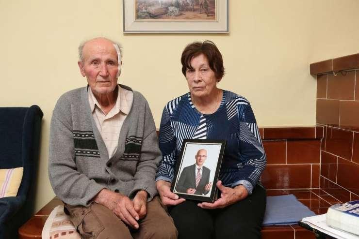 Pričevanje staršev umorjenega Janka Jamnika: Milko Novič ni umoril najinega sina!