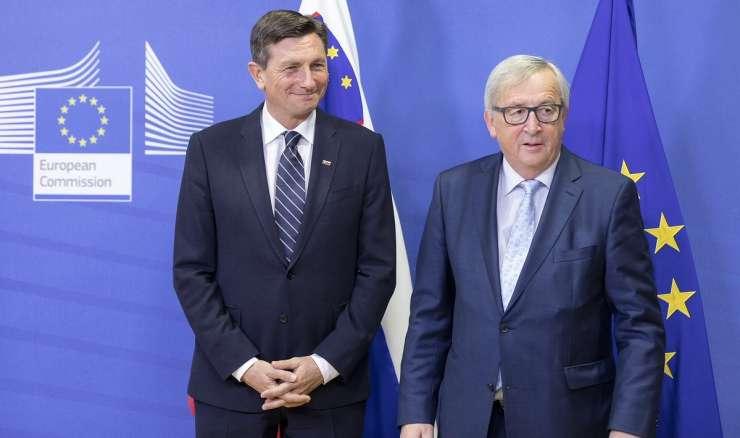 Juncker neusmiljen s Slovenci in Hrvati: Vaš spor v Evropi nikogar ne zanima!