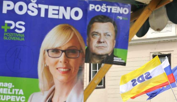 Po zakoniti poti ni mogoče zbrati »stotine milijonov evrov« in jih porabiti za volilne kampanje strank