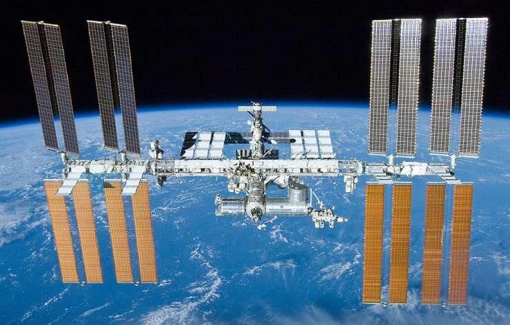 Nasa načrtuje privatizacijo Mednarodne vesoljske postaje