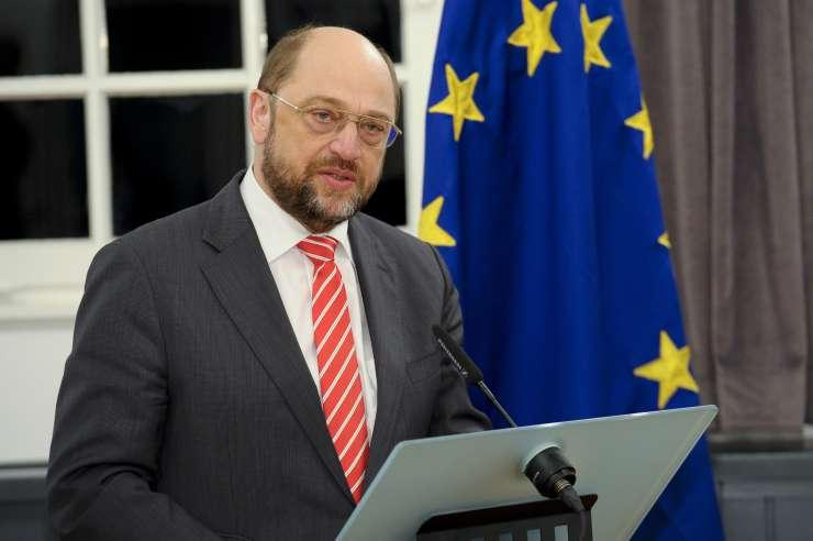 Schulzu v SPD ne pustijo, da si sam izbere naslednico