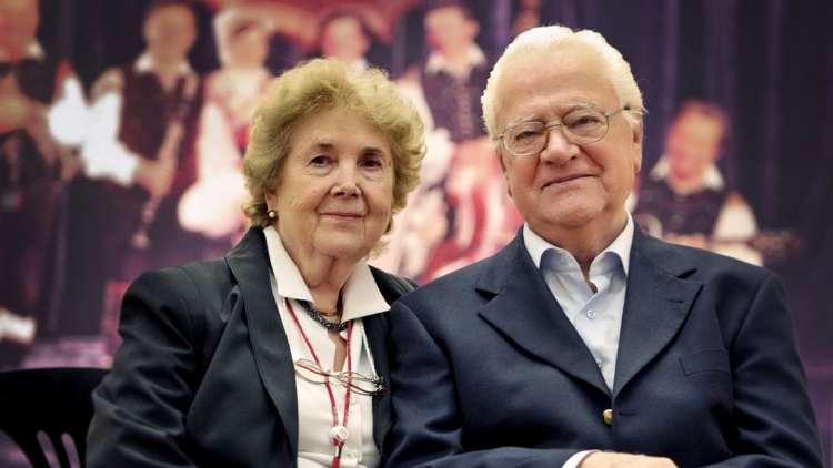 Brigita in Slavko Avsenik