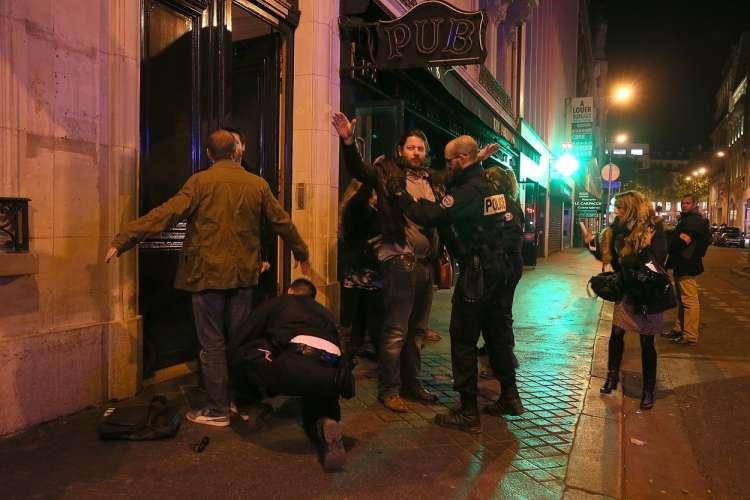 Pariz, streljanje5