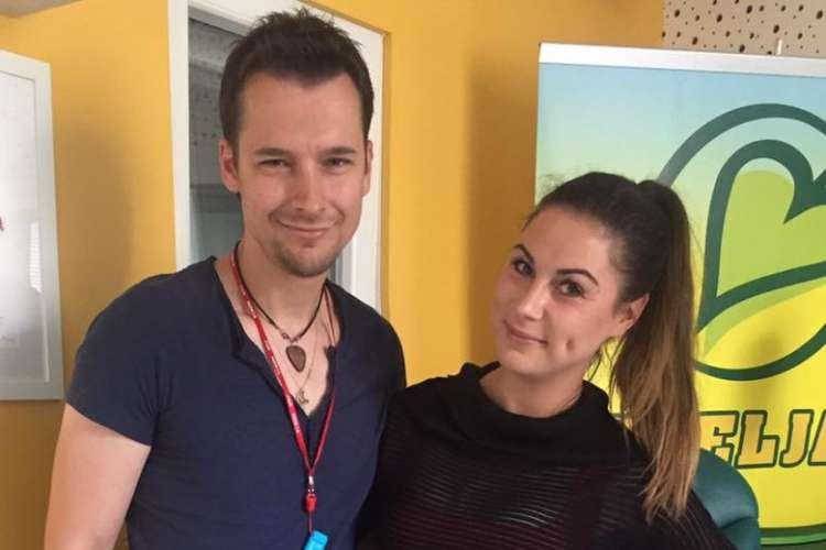 O načrtih za to sezono je Primož na radiu Veseljak poklepetal z Ajdo Mlakar.