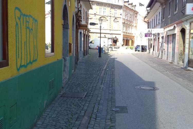 Trubarjeva ulica