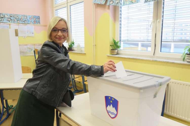 Suzana Lara Krause, volitve 2017