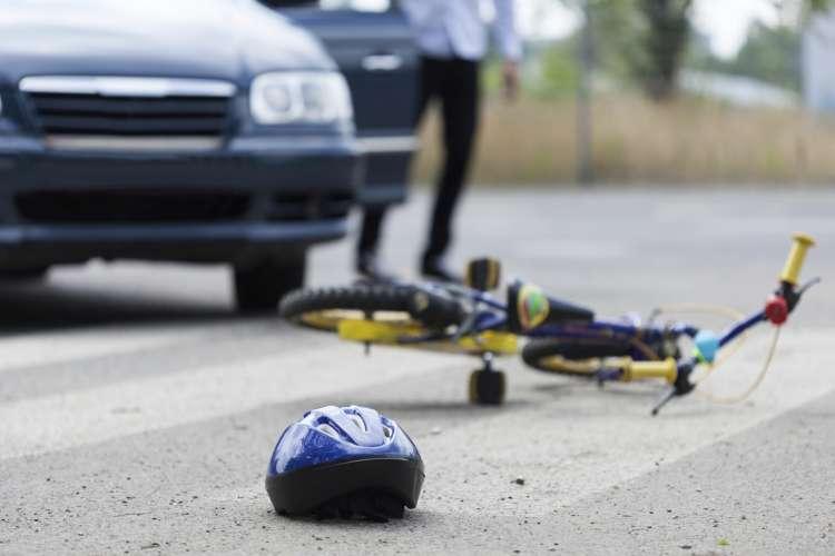 kolesar, nesreča, splošna