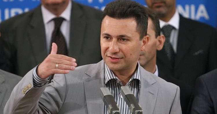 nikola gruevski makedonija vlada