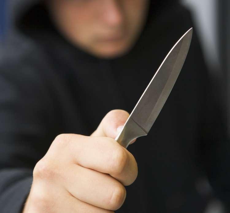 nož, ropar, tat, grožnja