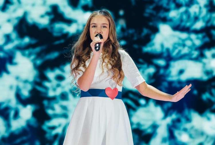 Lina Kuduzović je s svojim glasom navdušila tako v domačih kot tujih televizijskih šovih.