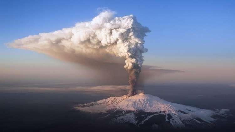 Vulkan Etna