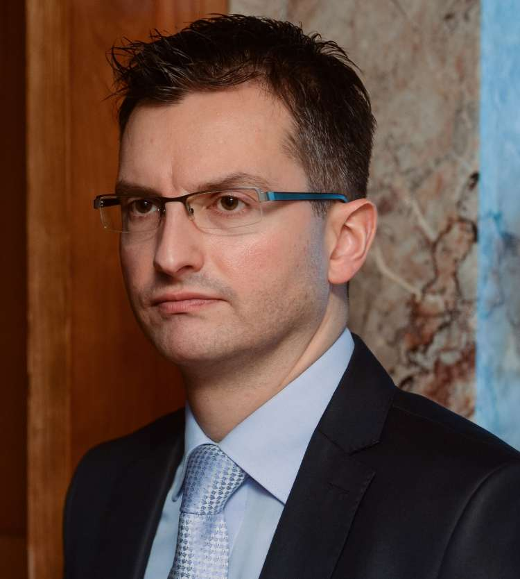 Župan Marjan Šarec