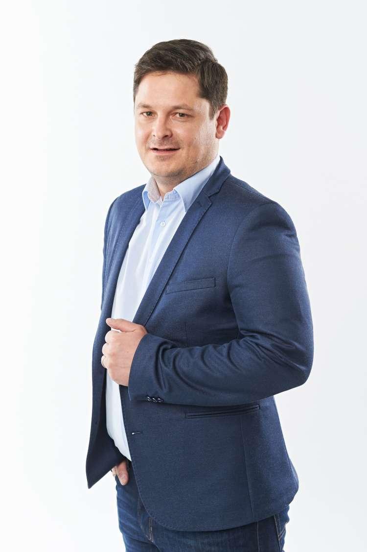 Jezeršek je razkril, da sodeluje pri novem projektu.