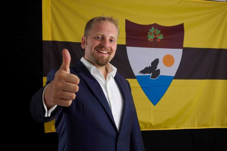 Liberland, Vit Jedliček