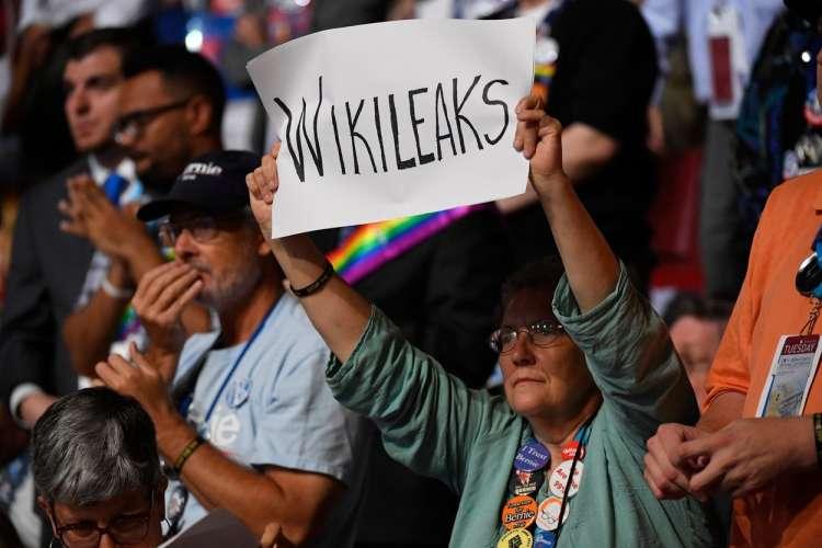 konvencija demokratske stranke afera wikileaks