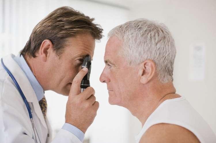 Okulist, očesni pregled, oko