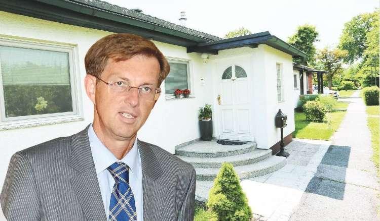 Svet24.si - Luksuzni domovi Cerarjevih ministrov