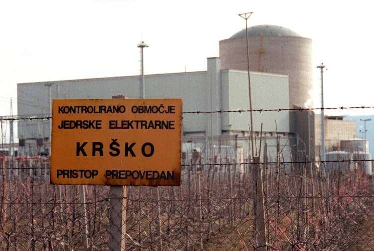 jedrska elektrarna krško, nuklearka