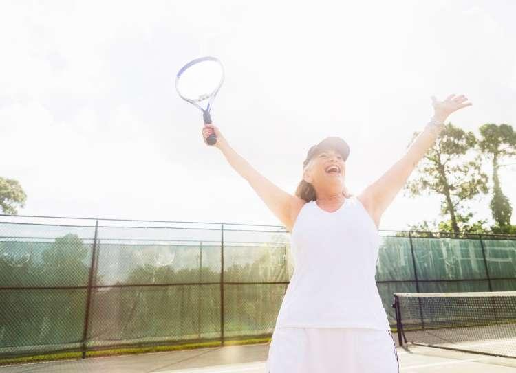tenis, starejši