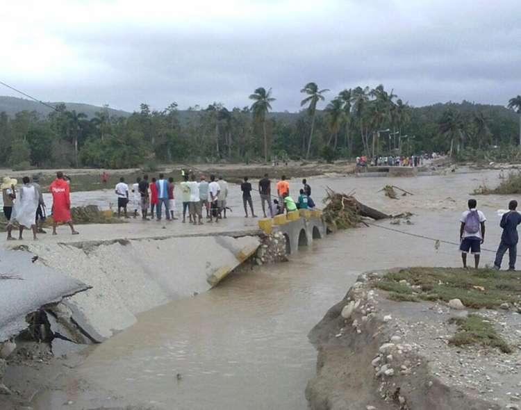 haiti orkan