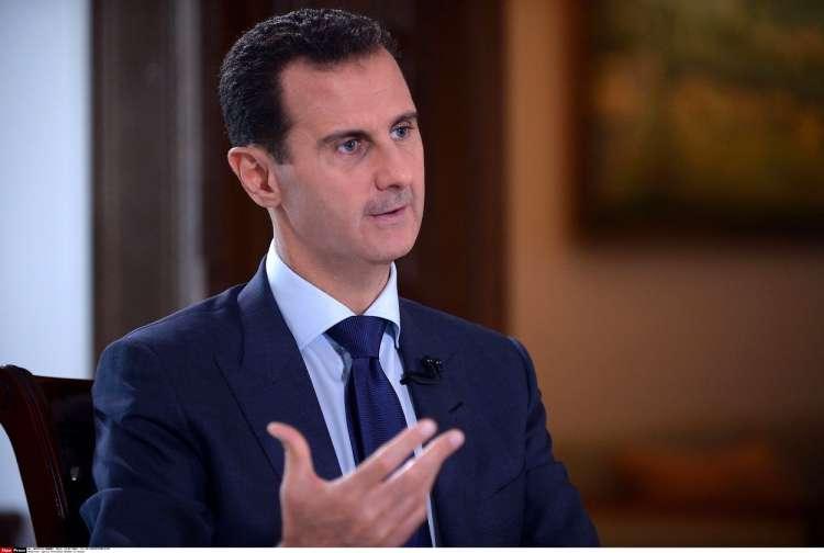 Bašar al Asad predsednik Sirija