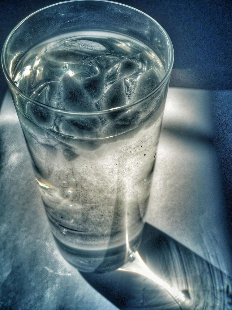 kozarec vode