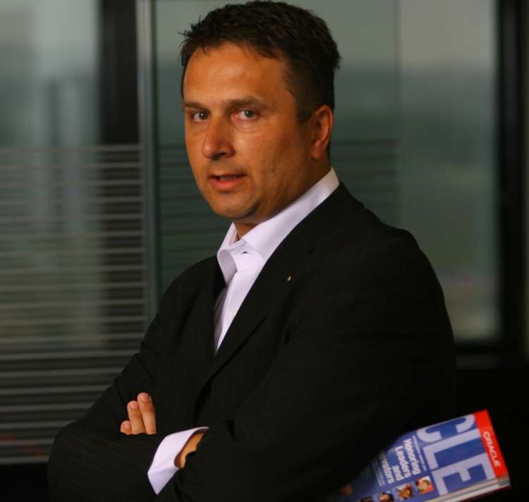 rajko novak, oracle slovenija
