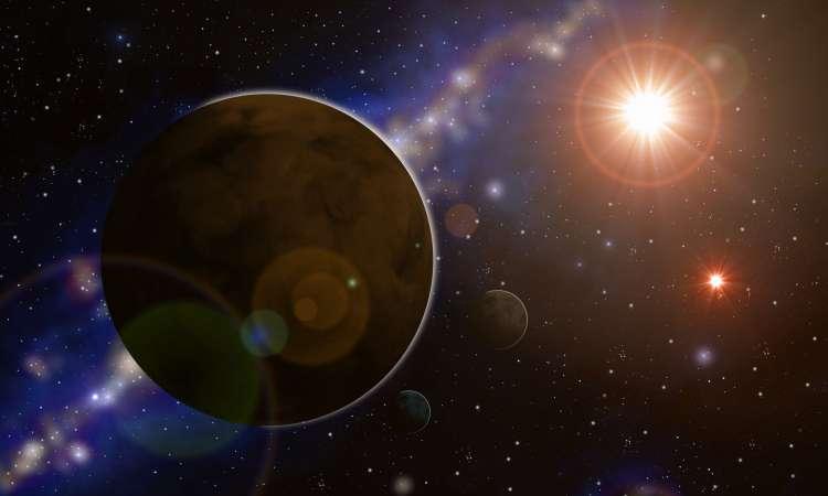 Nibiru, Planet X, vesolje, zvezda