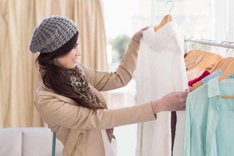 Nakupovanje, obleka, oblačilo