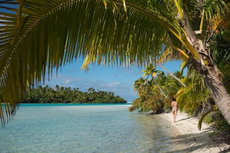 cookovi otoki, počitnice