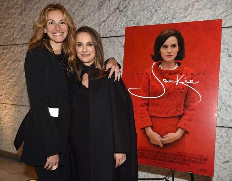 Julia Roberts in Natalie Portman