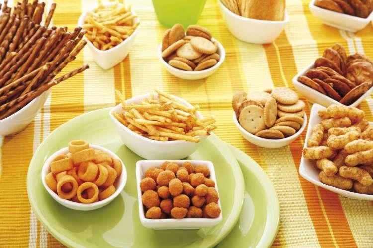 preste, slana hrana, sol