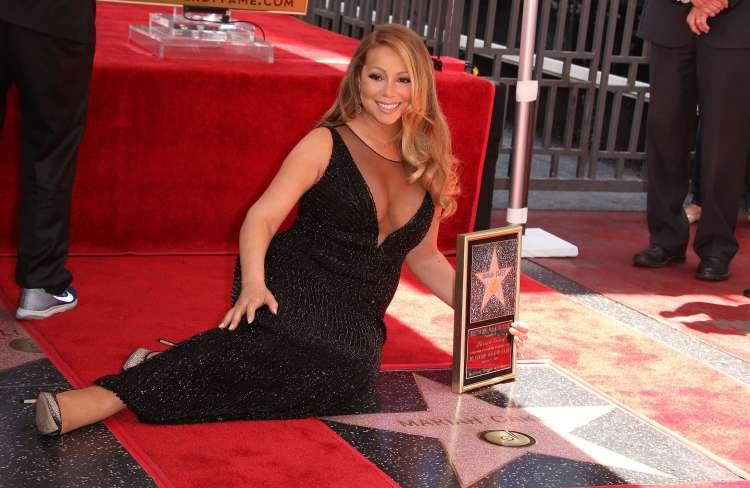 Mariah Carey, aleja slavnih