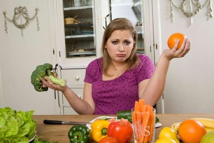 dieta, zdrava, hrana, zelenjava, hujšanje