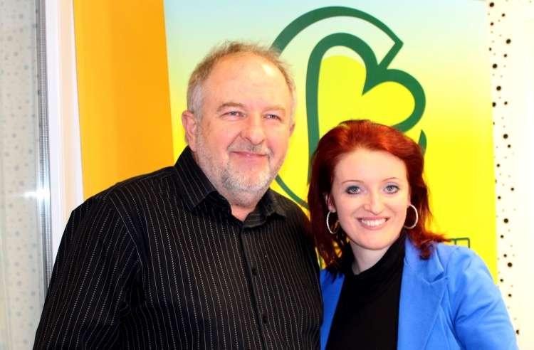 Vinko Cankar in Janja Ulaga