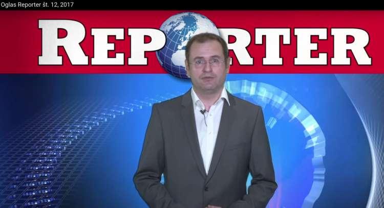 oglas revija reporter