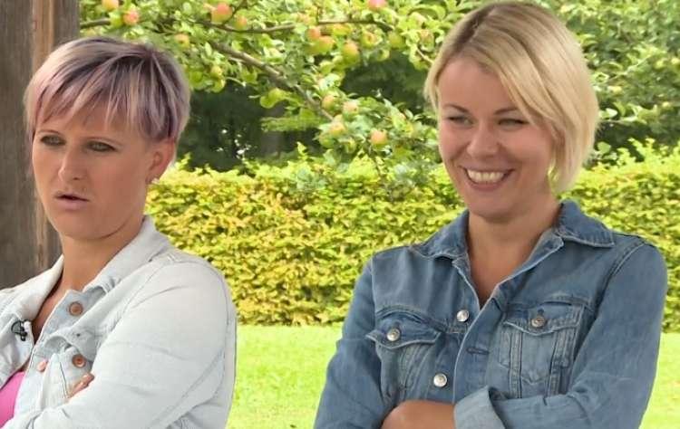 Suzana in Elena.