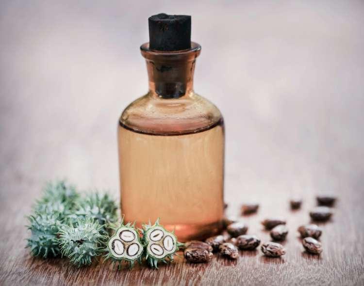 ricinosuvo olje