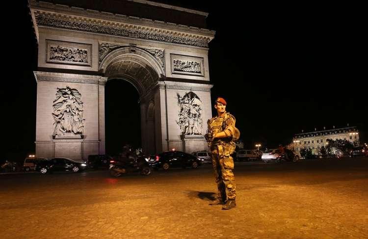 Pariz, streljanje9