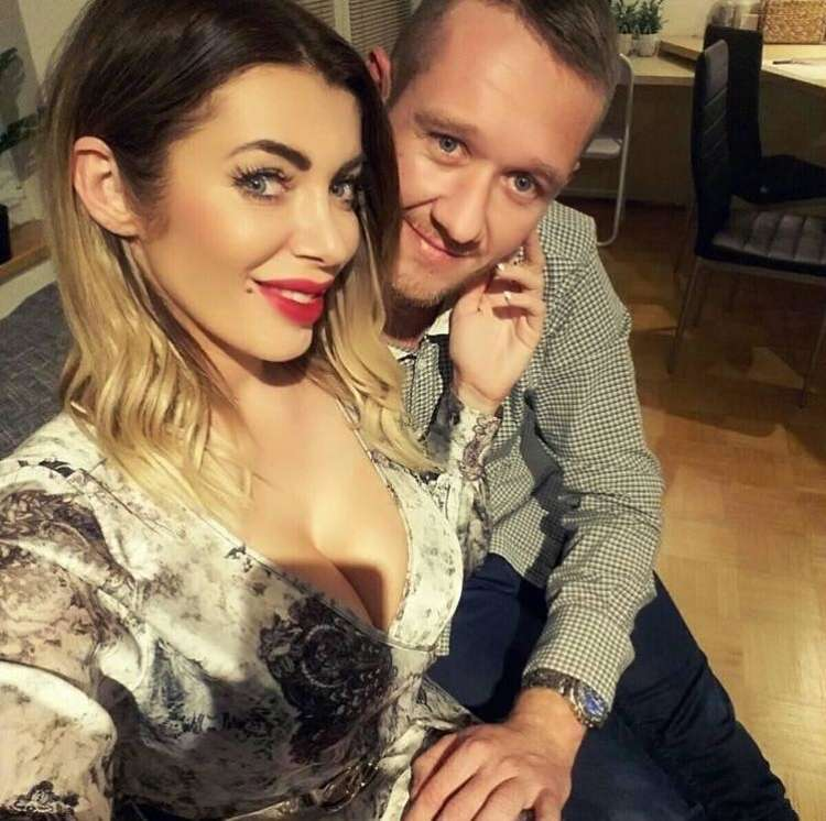 Mirela Lapanović, Andrej Laharnar
