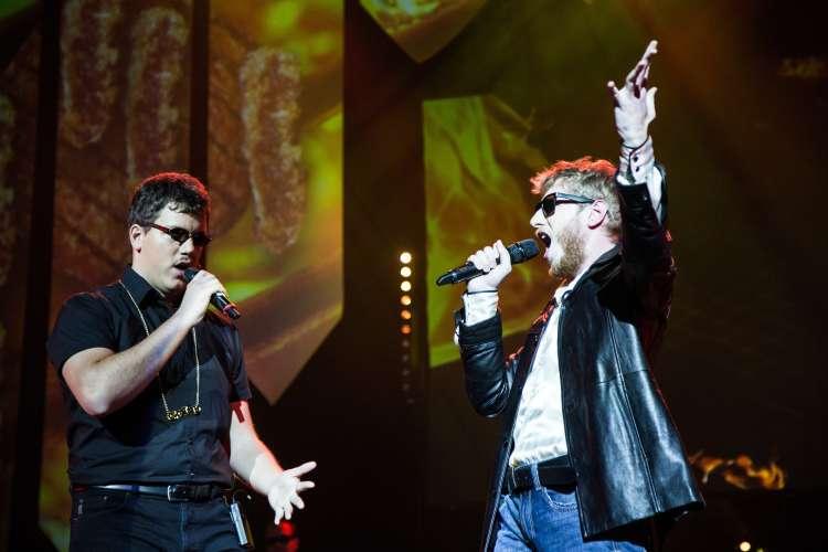 Improvizija 2016 - Tim Kern in Peter frankl - Foto Maruša Rems