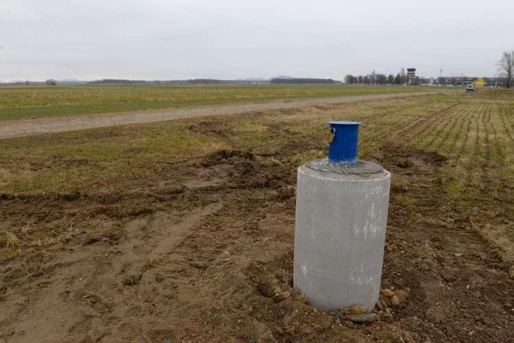 Magna Steyer zemljišča kmetijska